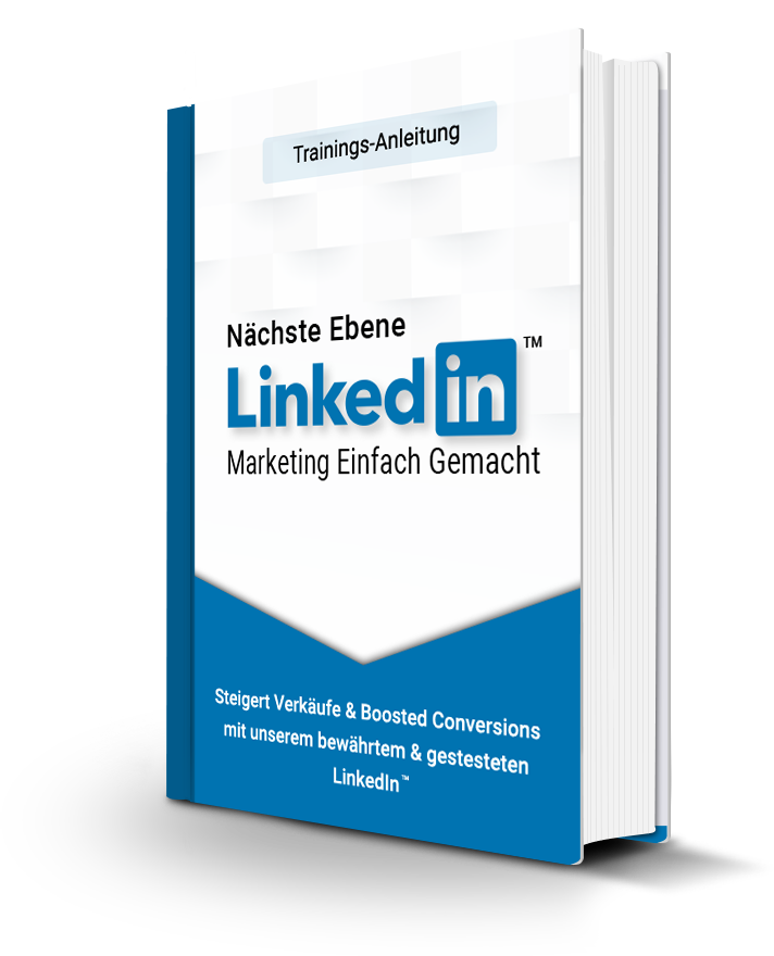 3DTrainingGuide - LinkedIn-Marketing-einfach-gemacht
