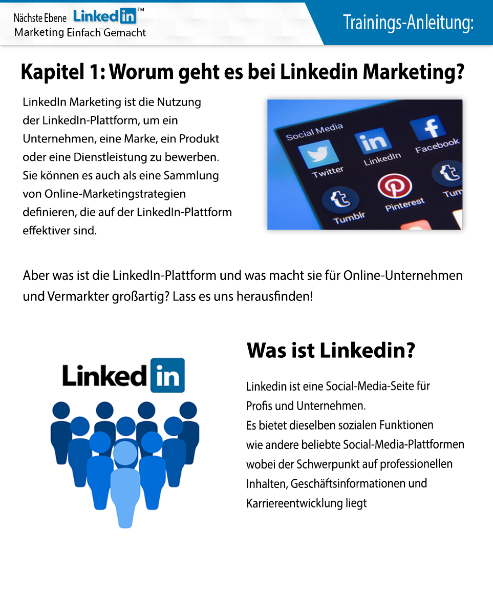 insider look img - LinkedIn-Marketing-einfach-gemacht